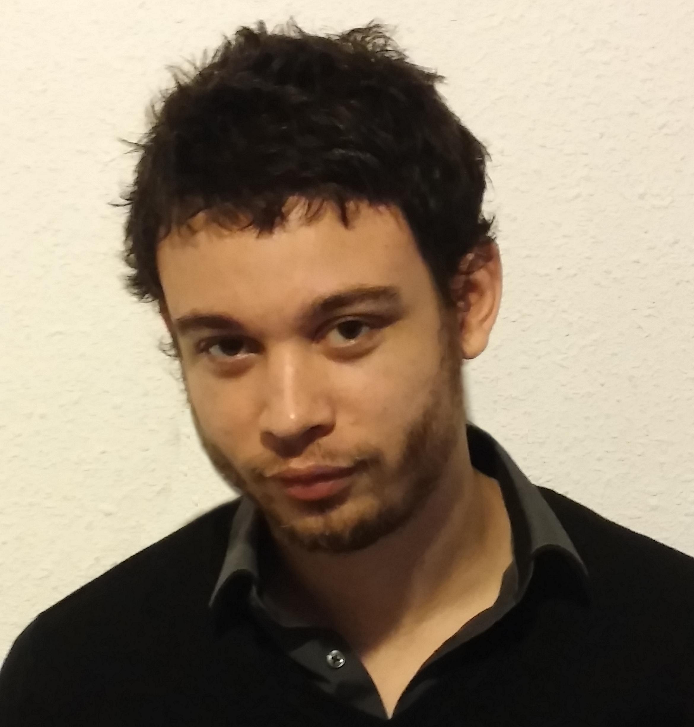 Damien Dosimont bio photo